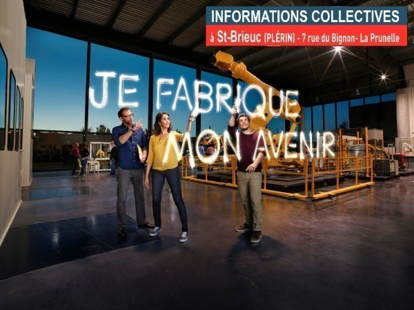 Informations collectives Saint Brieuc