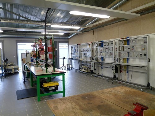 Formation electrotechnique Lorient
